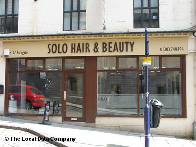 Solo Hair & Beauty Dunfermline