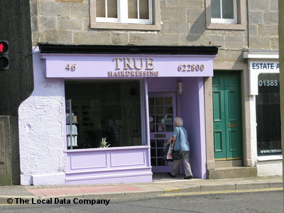 True Hairdressing Dunfermline