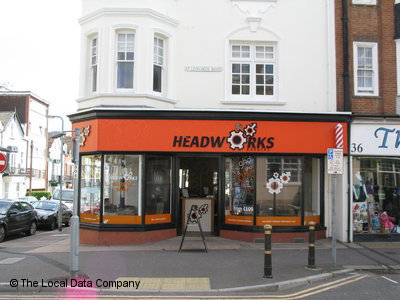Headworks Barbers Bexhill-On-Sea