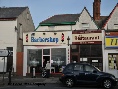 The Barbershop Fleetwood