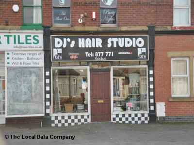 D Js Hair Studio Fleetwood