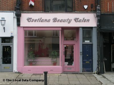 Svetlana Beauty Salon London