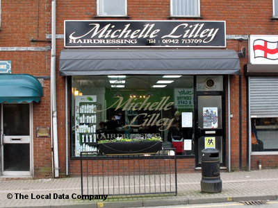 Michelle Lilley Wigan