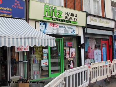 Ritz Hair & Beauty Birmingham