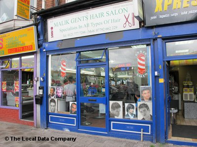 Malik Gents Hair Salon Birmingham