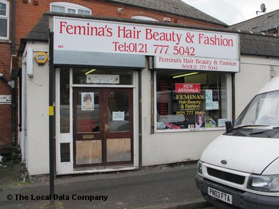 "Femina""s Hair Beauty & Fashion Birmingham"