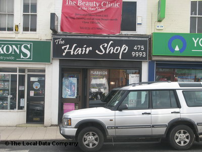 The Hair Shop Birmingham