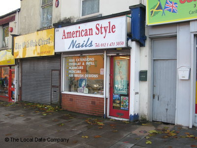 American Style Nails Birmingham