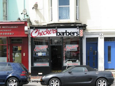 Checkers Barbers Eastbourne