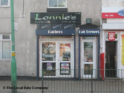 Lonnies Unisex Hair Studio Birmingham