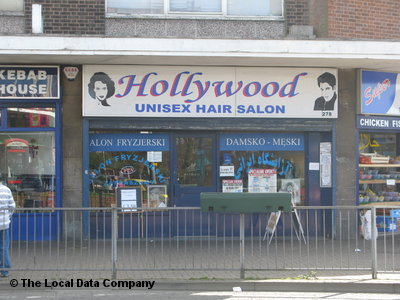 Hollywood Unisex Hair Salon Birmingham