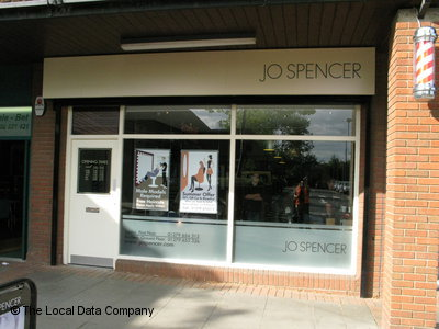 "Jo Spencer Bishop""s Stortford"