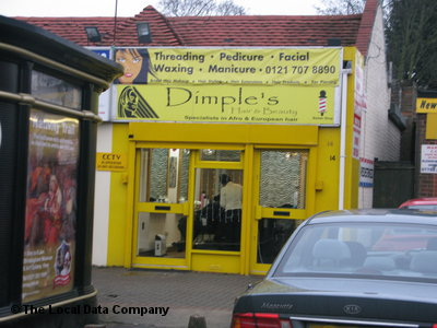 Dimples Hair & Beauty Birmingham