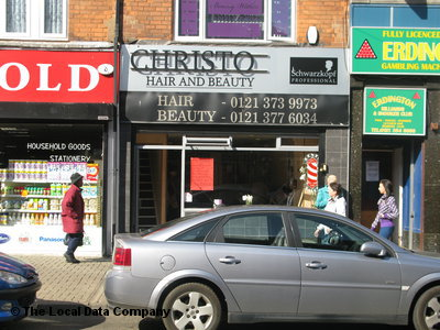 Christos Hair & Beauty Birmingham