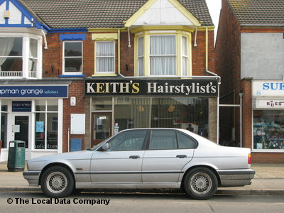 "Keith""s Hairstylist""s Mablethorpe"