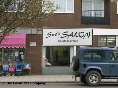 "Sue""s Salon Mablethorpe"