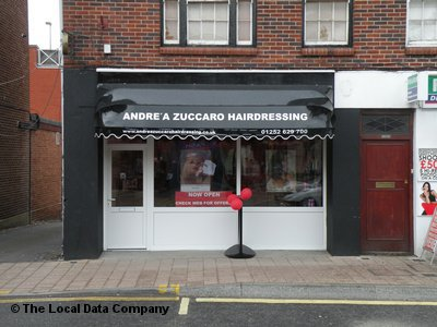 "Andre""a Zuccaro Hairdressing Fleet"