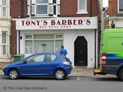 "Tony""s Barber""s Portsmouth"