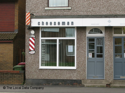 Cheeseman Barber Shop Scunthorpe
