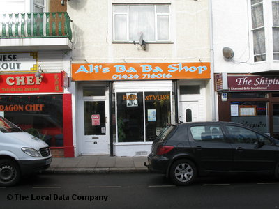 "Ali""s Ba Ba Shop St. Leonards-on-Sea"