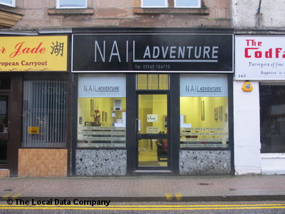 Nail Adventure Dunoon