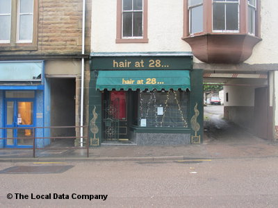 Hair At 28 Dunoon