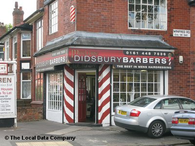 MacLure Didsbury Barbers Manchester