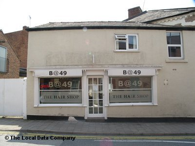 B@49 The Hair Shop Chester