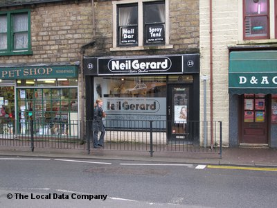 Neil Gerard Bacup