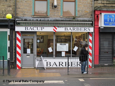 Walk In Barbers Bacup