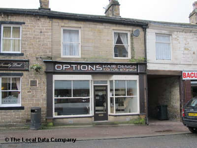 Options Hair Design Bacup