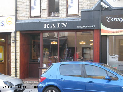 Rain Hair Salon Cardiff