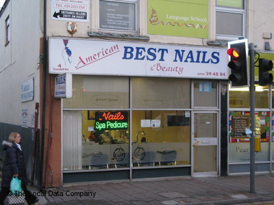 American Best Nails Cardiff
