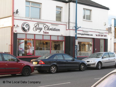Guy Christian Salon Cardiff