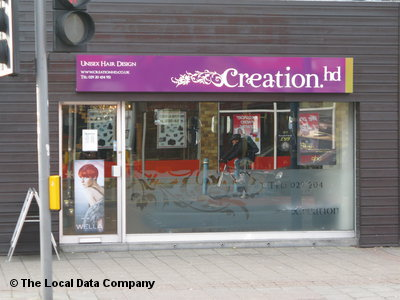 Creation Concept Salon Cardiff