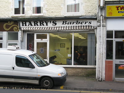 Harrys Barbers Cardiff