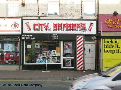 City Rd Barbers Cardiff