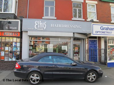 Ethos Hairdressing Blackpool