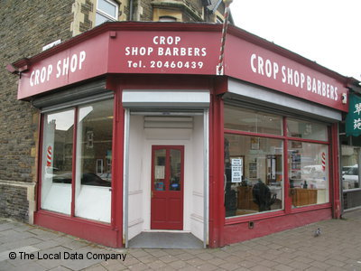 Crop Shop Barbers Cardiff