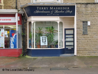 Terry Masheder Morecambe
