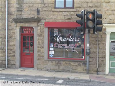 Crackers Cutting Shop Blackburn