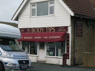 Sarah & Zoe Body Tips Peacehaven