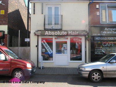 Absolute Hair Stockport