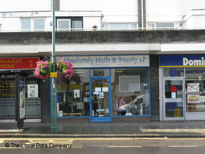 Absolutely Nails & Beauty Shoreham-By-Sea