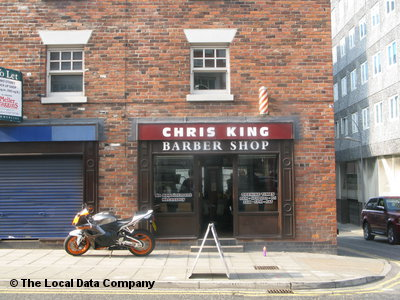 Chris King Barber Shop Stockport