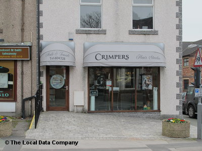 Crimpers Hair Studio Preston