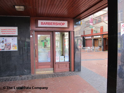 "Andy""s Barbershop Grangemouth"
