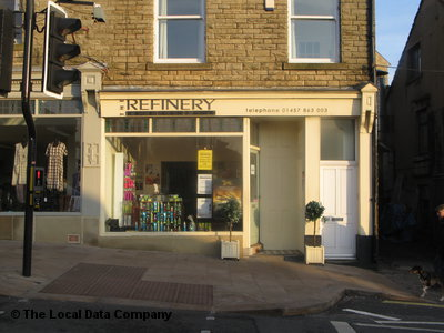 The Refinery Hair Company Glossop