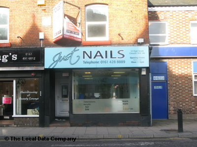 Just Nails Cheadle