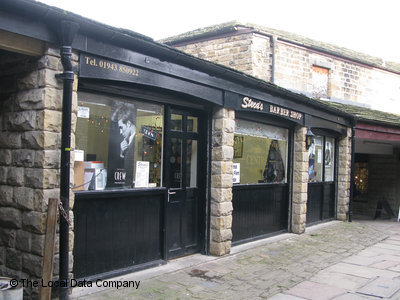"Steca""s Barber Shop Otley"